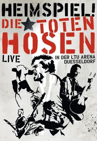 Die Toten Hosen Heimspiel - DTH Live in Düsseldorf DVD Standard