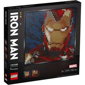 270875 Iron Man - 31199 - Iron Man - Lego - Unisex - multicolor
