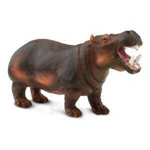 Safari Ltd Mouth Open Hippopotamus From 3 Years Brown