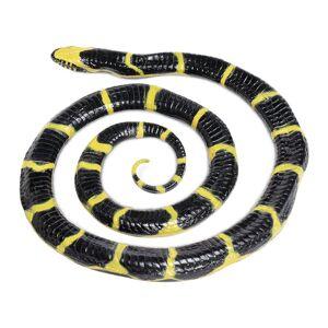 Safari Ltd Chain Kingsnake From 3 Years Black / Yellow