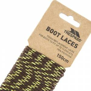 Trespass Laces 150 One Size Brown