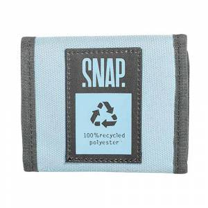 Snap Climbing Wallet 11x9x2 cm Blue