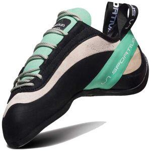 La Sportiva Miura EU 34 1/2 White / Jade Green