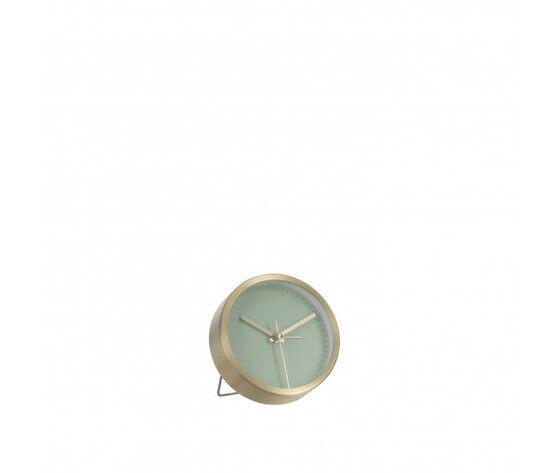 Orologio Sveglia - Numeri Arabi- Sfondo Tiffany