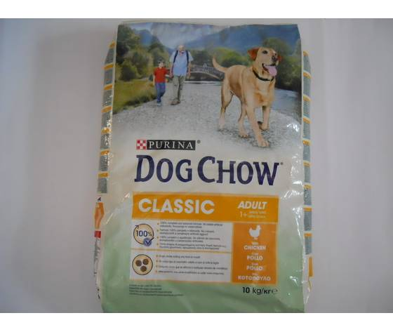 NESTLE Dog Chow Classic Pollo 10kg