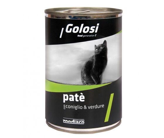 GOLOSI Patè Coniglio & Verdure 405g