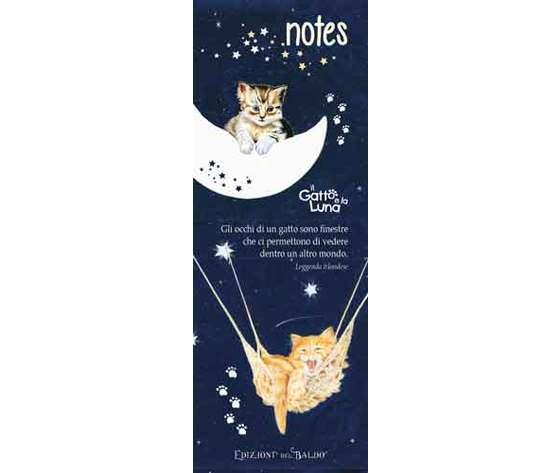 BRUER Notes Il Gatto E La Luna