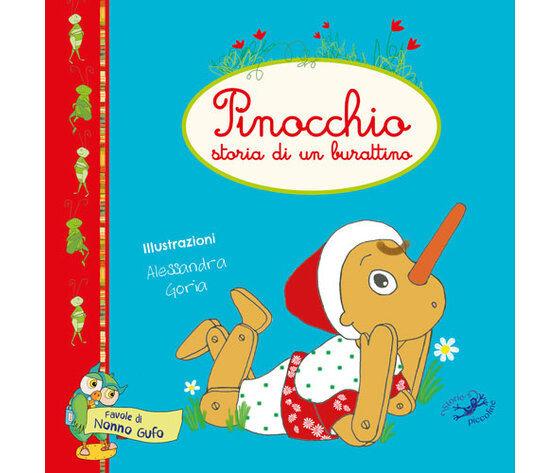 BRUER Pinocchio Storia Di Un Burattino