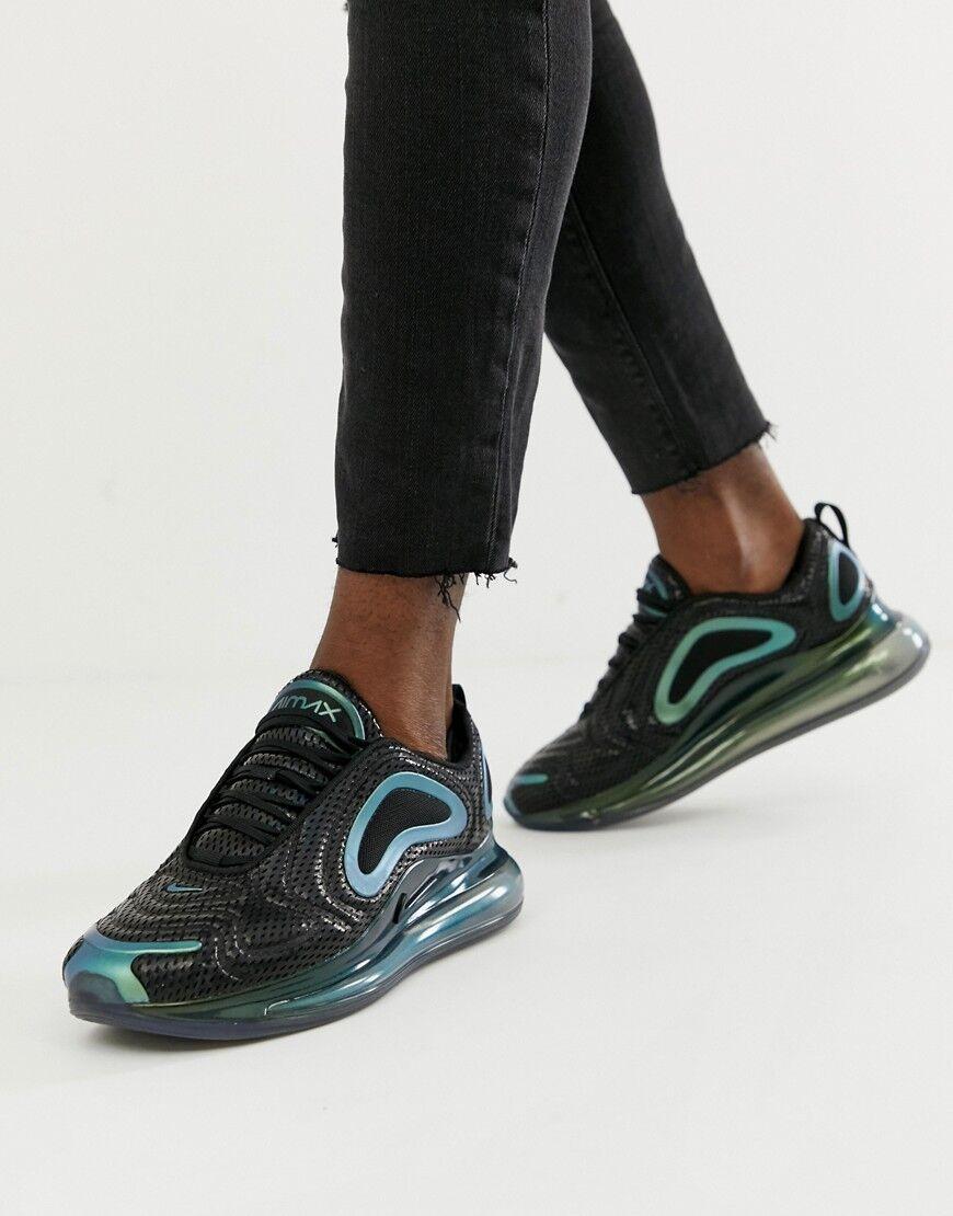 Nike Air Max720Sneakers iridescenti nere AO2924-003Nero