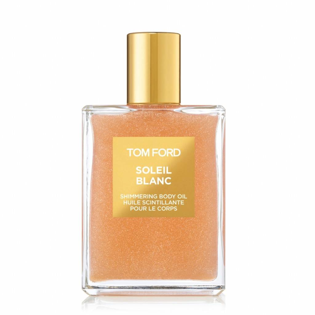Tom Ford Private Blend Collection Soleil Blanc Shimmering Body Oil 100 Ml