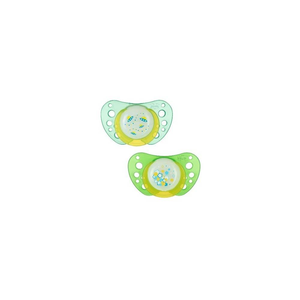Chicco Succh 75033.41 Lumi Sil 612