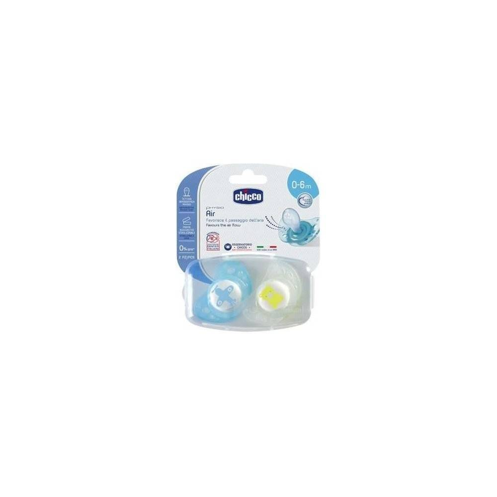 Chicco Succh 75031.41 Lumi Sil 0-6