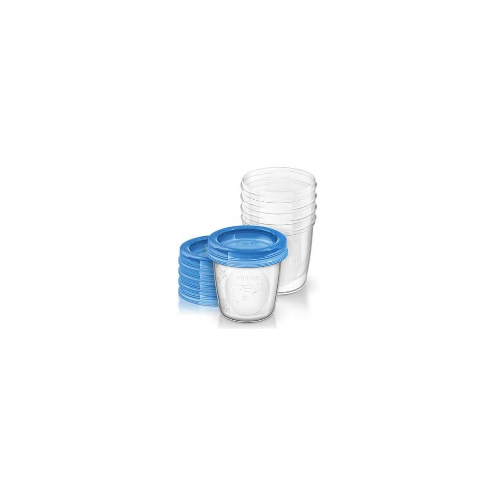 Philips Spa Avent Vaset Cop 180ml 5p 61905