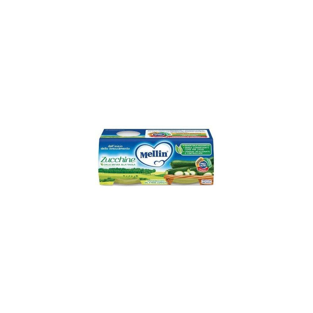 mellin -omo zucchine 2x 80