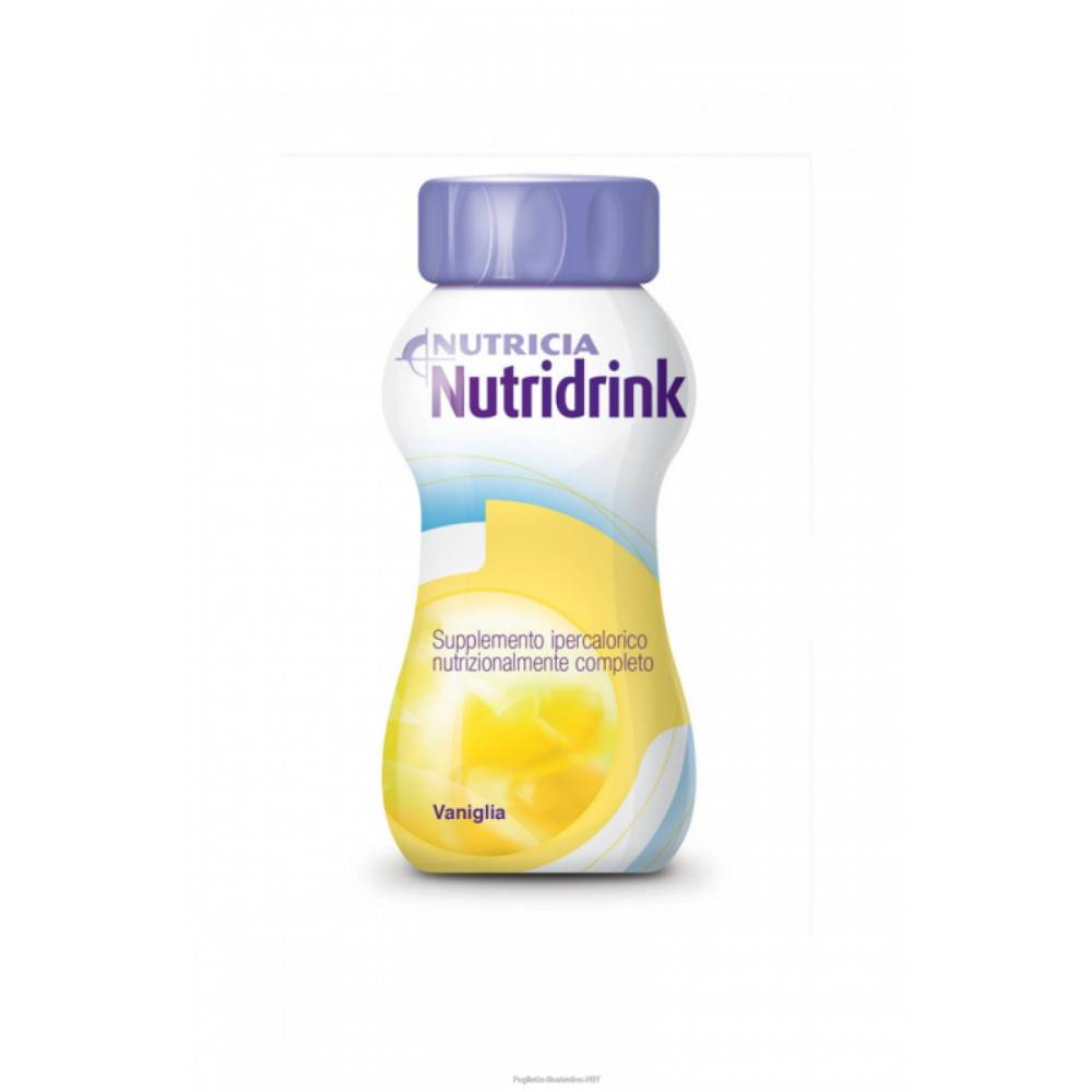 Nutricia(Ambra) Nutridrink Integratore Nutrizionale 4x200ml