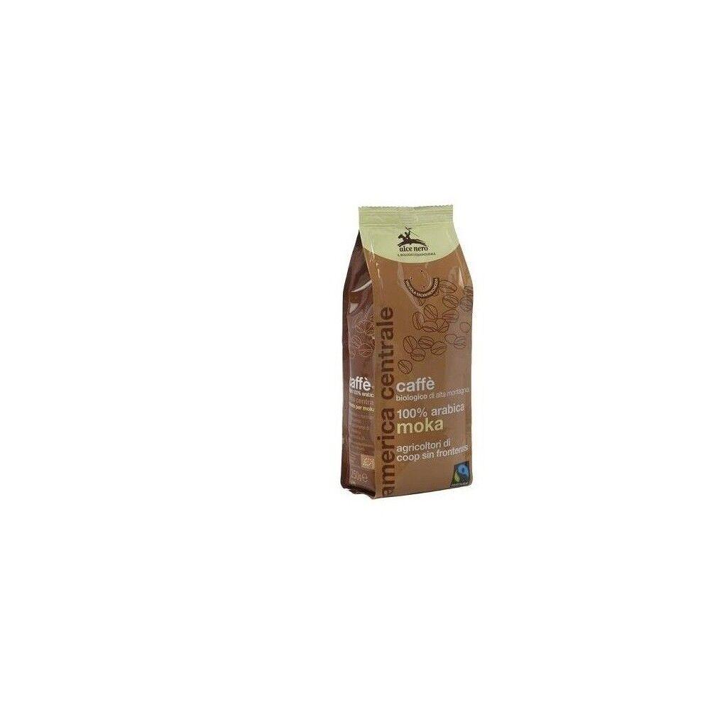 BIO + Caffe'100% Arabica Bio Moka F