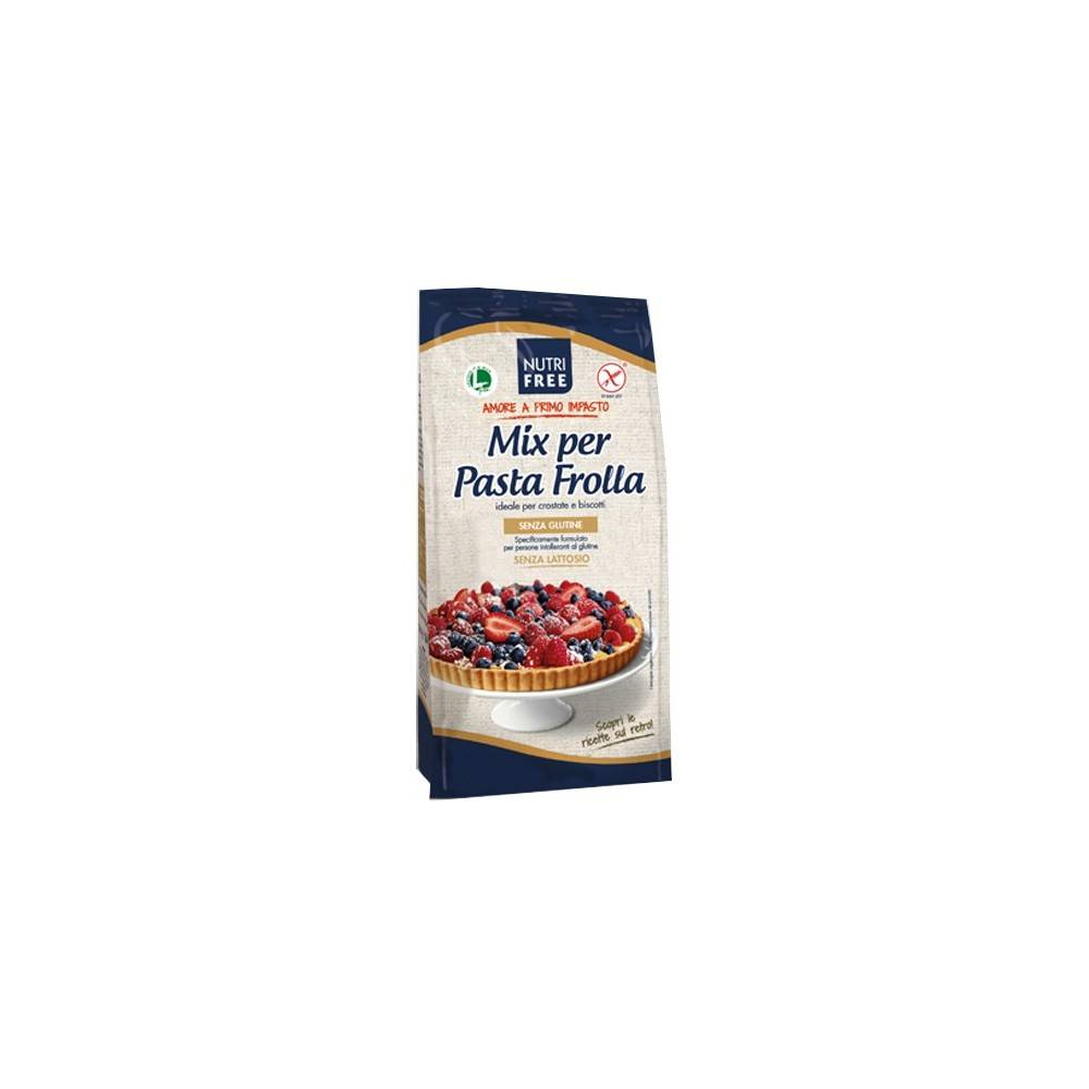 Nuova Terra Nutrifree Mix Pasta Frolla 1kg