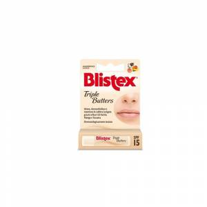 Consulteam Blistex Triple Butters Stk Lab