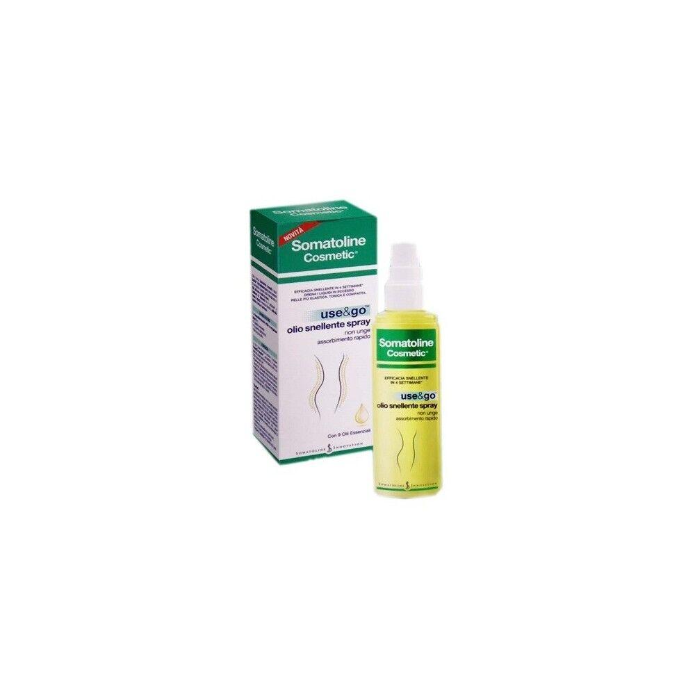 Manetti H.Roberts & C. Somatoline-35c Use&go Snell Olio