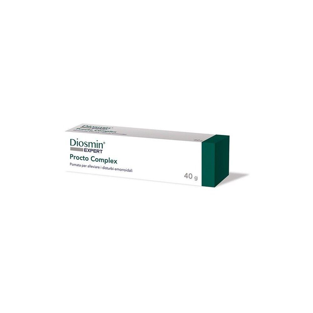 Punto Pharma Fixaplus Diosmin Ex Procto Complex 40g