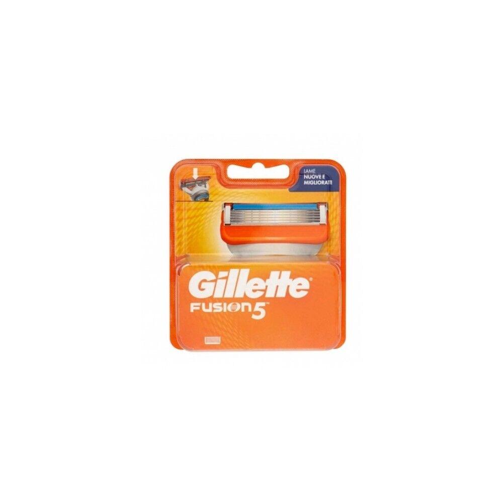 Procter & Gamble Gillette Fusion 5 Manual Rasoio 2 Lame Di Ricambio