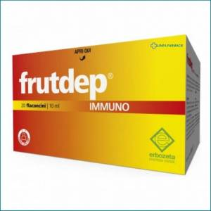 Erbozeta Frutdep Immuno 20f 10ml