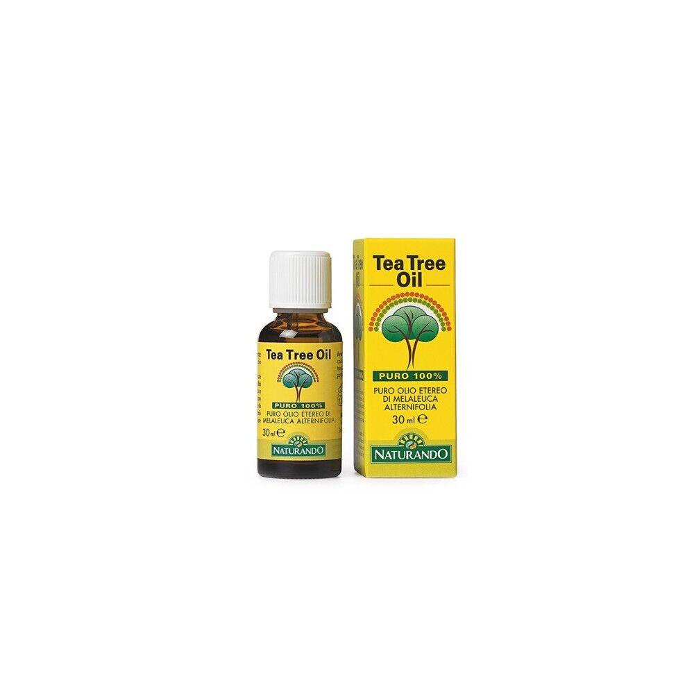 Tea Tree Oil 30ml Naturando