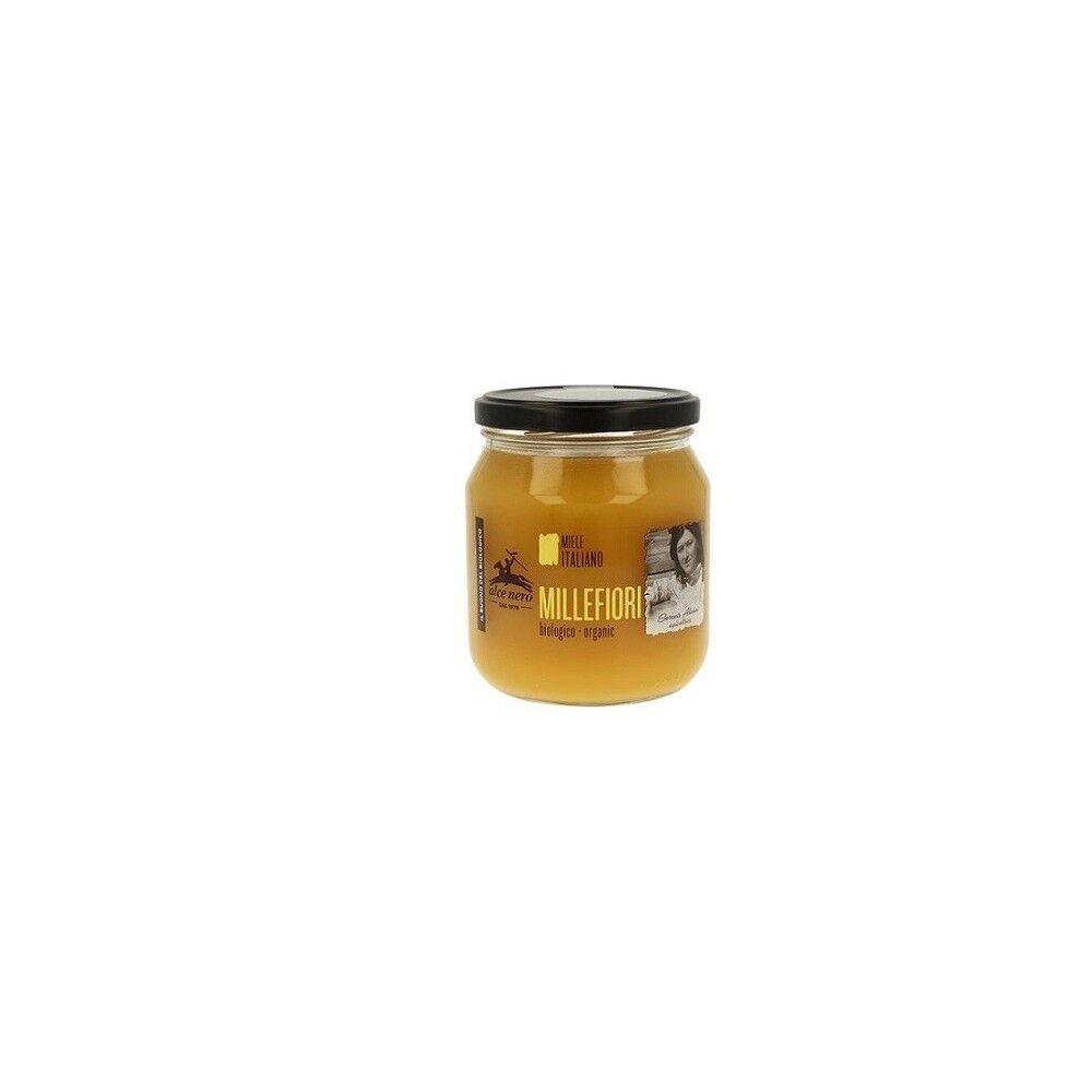 Miele Millefiori Ital 700g Alce