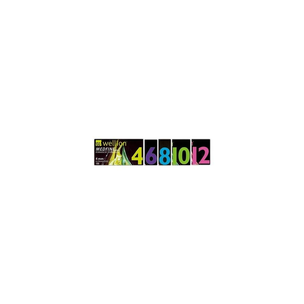 Wellion Medfine 6 G31 100pz