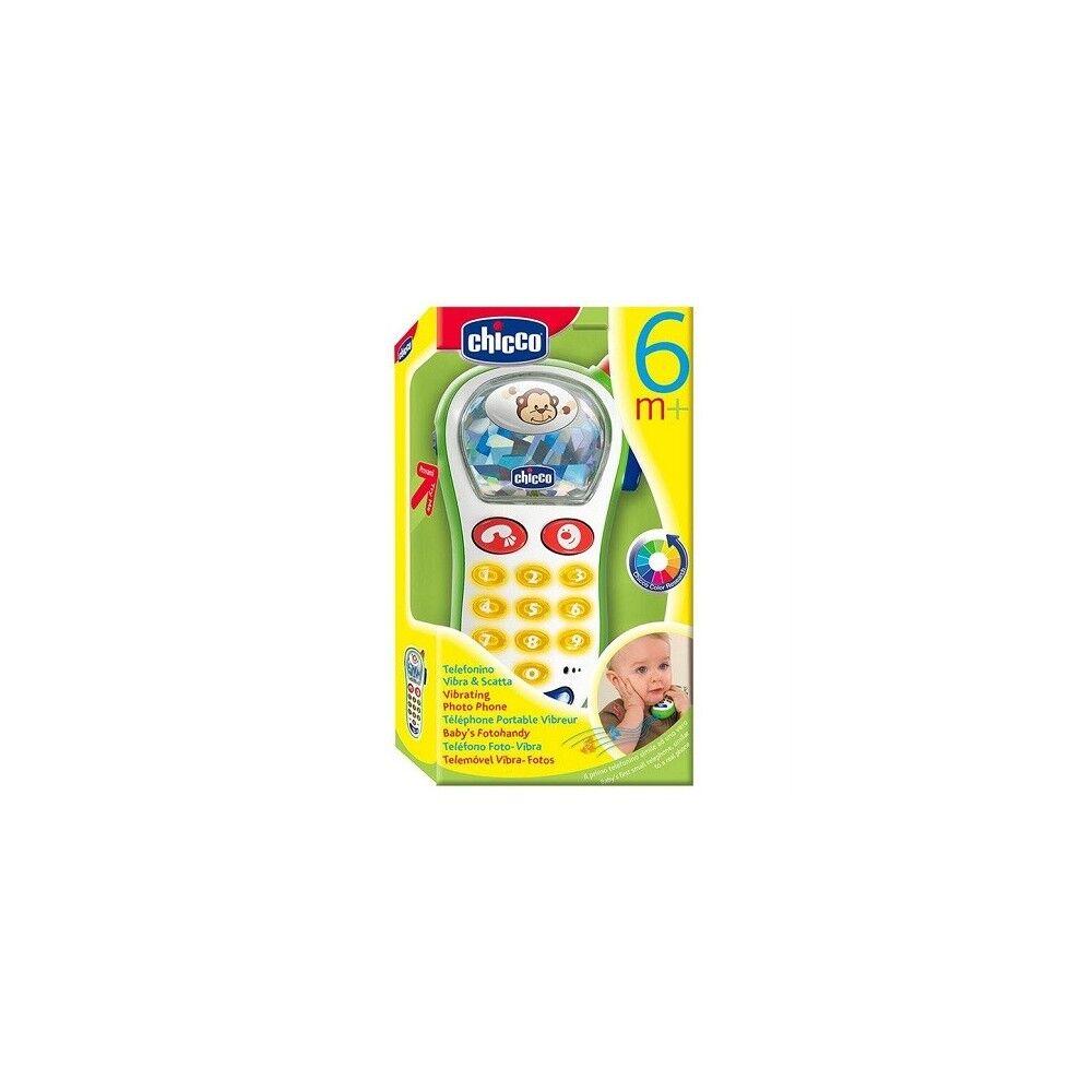 Chicco Gioco 60067 Telefon Vibra E S