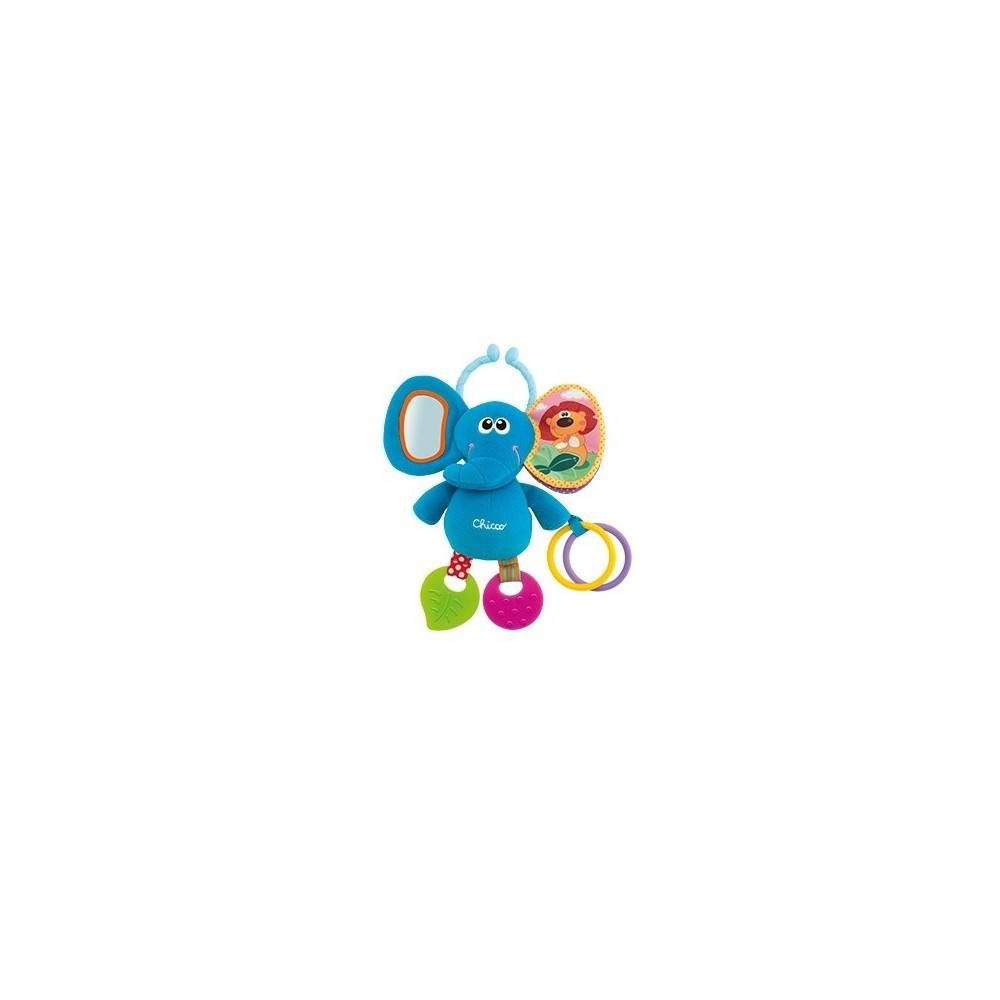 Chicco Gioco 72375 Bs Music Elefant 1pz