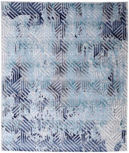 RugVista Tappeto Rima 244X304 Soggiorno Moderno Azzurro/Violet Clair