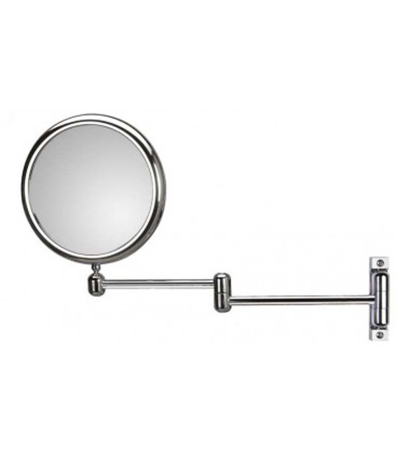 koh-i-noor Specchio ingranditore bifacciale orientabile koh-i-noor modello Doppiolo con braccio doppio