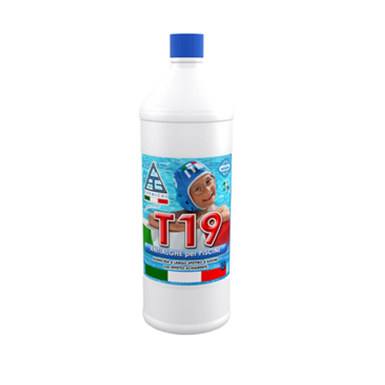 CeramicStore Antialghe T19 antibatterico pronto all'uso confezione da 1 litro