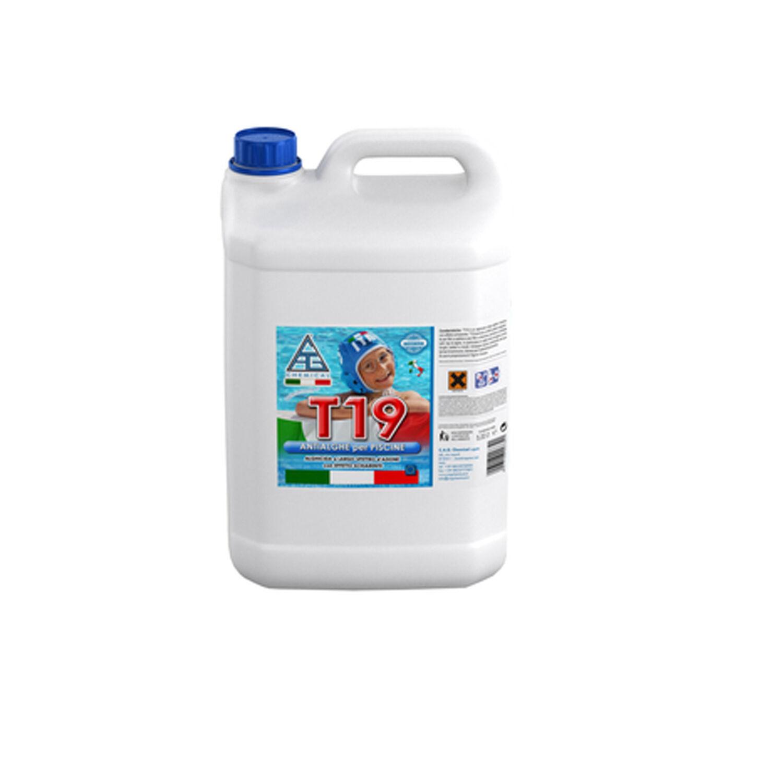 CeramicStore Antialghe T19 antibatterico pronto all'uso confezione da 5 litri