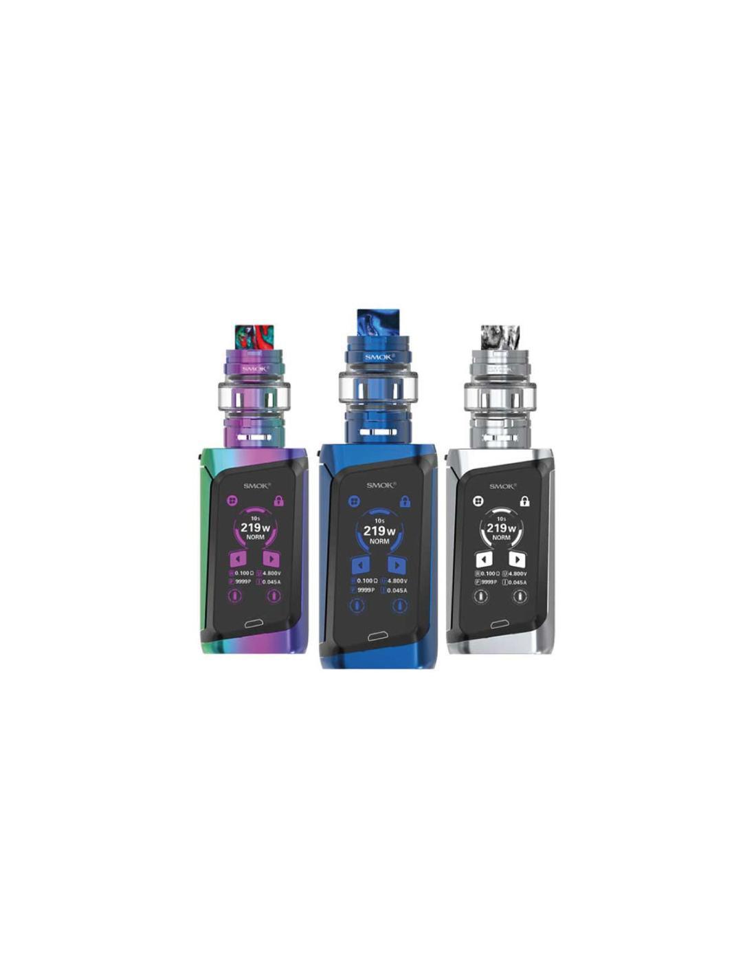 Smok Kit Morph 219 Sigaretta Elettronica Con Atomizzatore Tf2019 Da 6 Ml