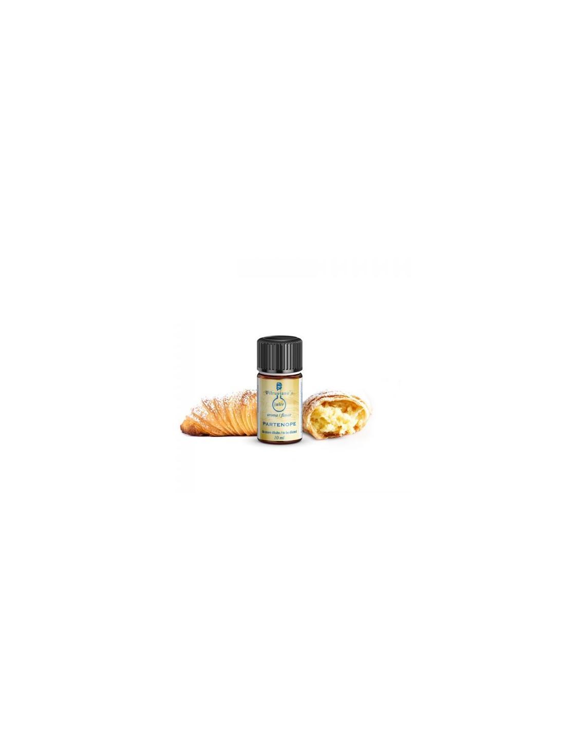 Vitruviano's Juice Partenope Aroma Concentrato Da 10ml Per Sigarette Elettroniche