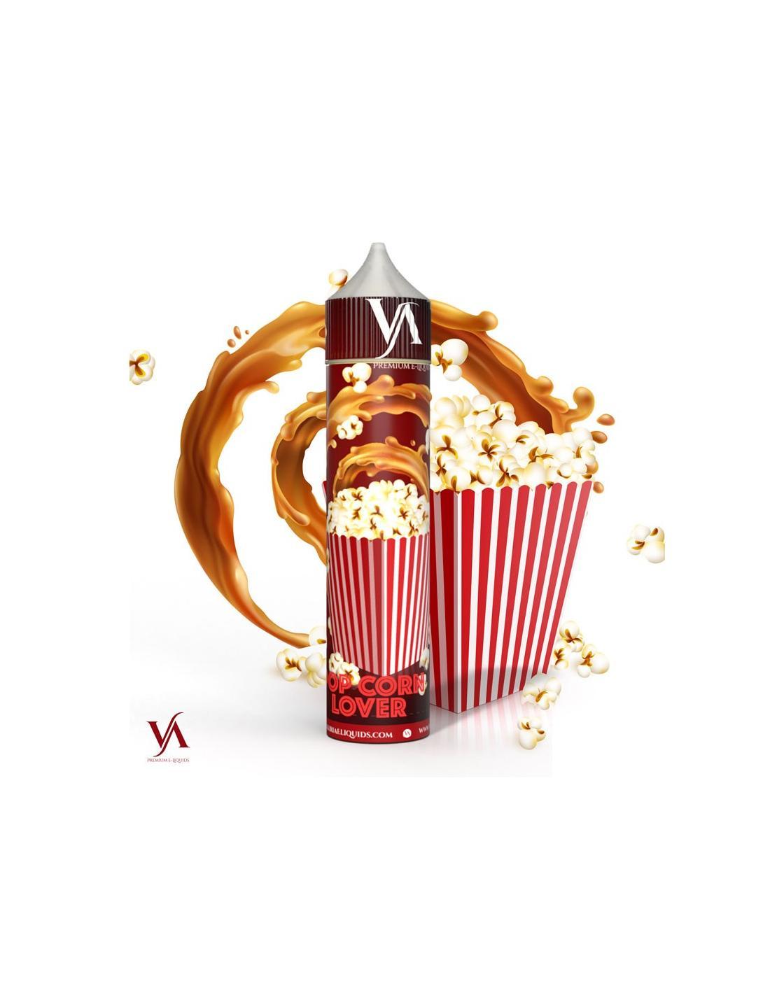Valkiria Pop Corn Lover Liquido Aroma 20 Ml Popcorn Al Caramello