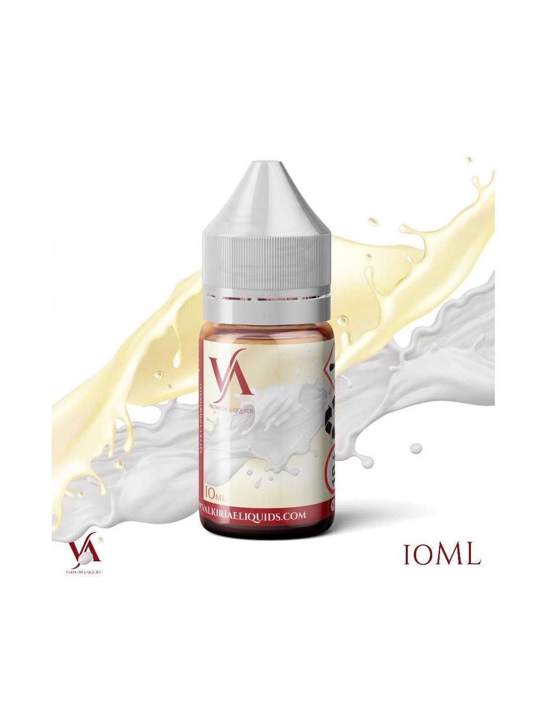 Valkiria Condensed Milk Liquido Aroma 10 Ml Latte