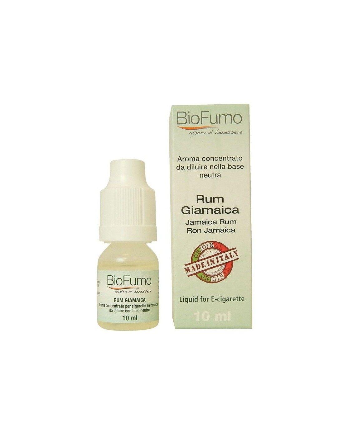 Biofumo Rum Giamaica Aroma