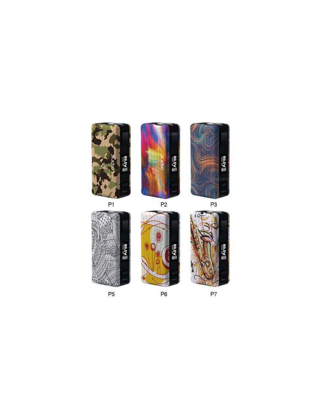 Aspire Batteria Puxos Sigaretta Elettronica Potenza Massima 100w Con Le Modalità Vw/vv/bypass/cps/tv/tcr