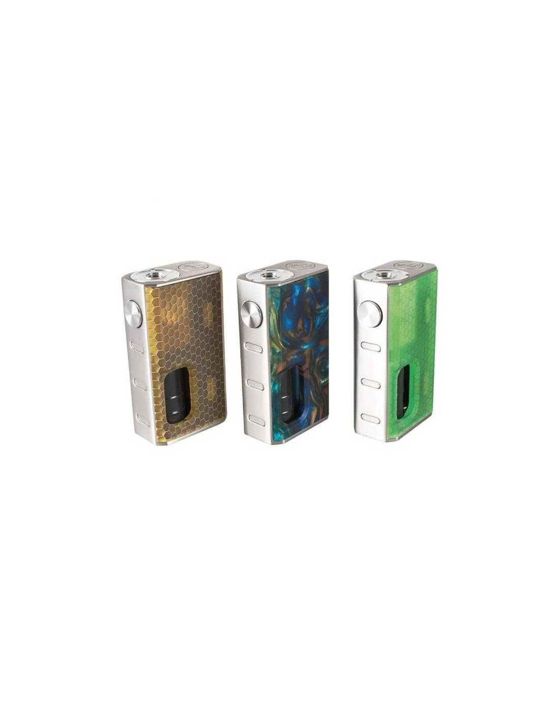 Wismec Luxotic Batteria Bf Squonk Bottom Feeder Box Mod - Big Battery
