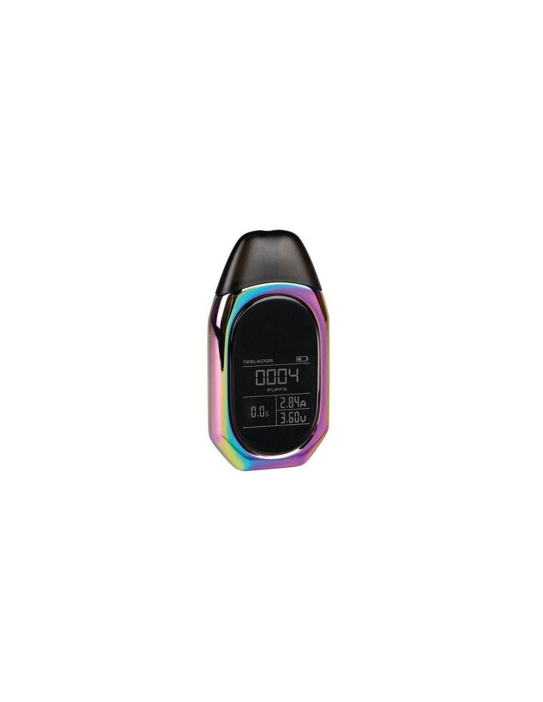 Teslacigs Kit Tpod Pod Aio Sigaretta Elettronica Con Batteria Integrata Da 500mah