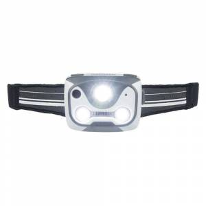 Nathan Halo Fire Headlight One Size Black
