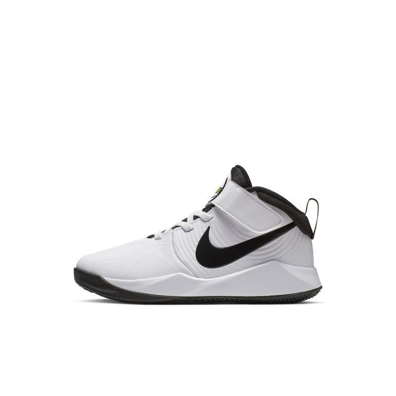 Nike Scarpa Nike Team Hustle D 9 - Bambini - Bianco