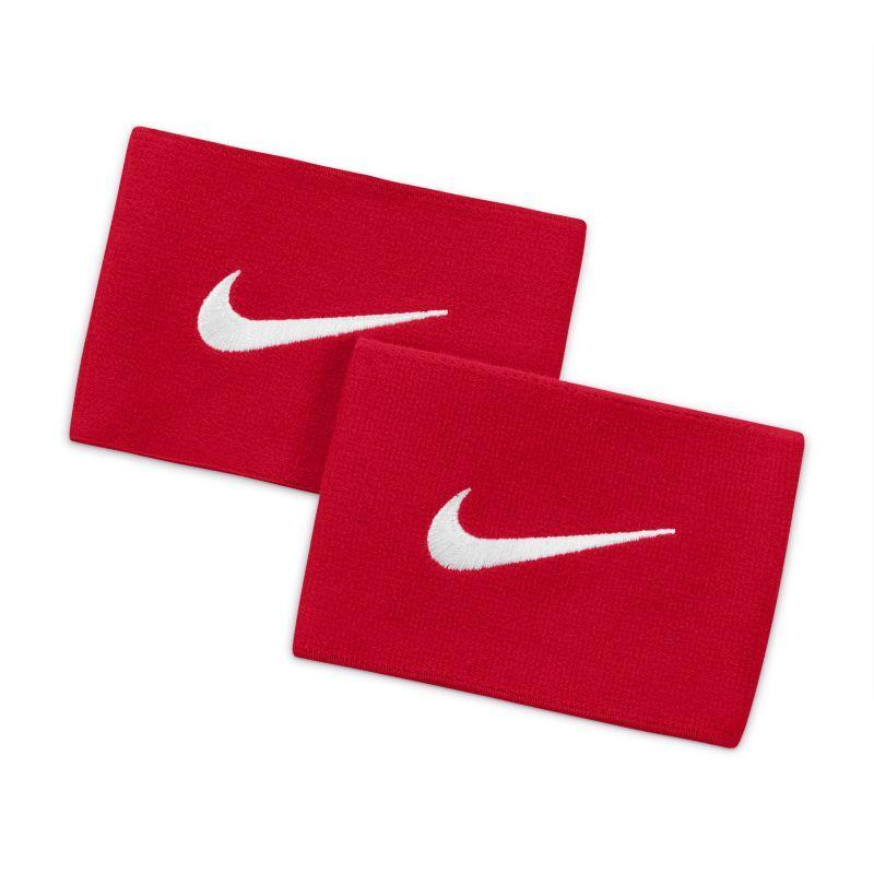 Nike Fascette da calcio Nike Guard Stay II - Red