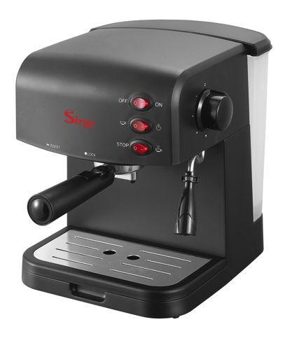 Sirge Macchina per Caffe Espresso e Cappuccino caffe in polvere Crema Expresso 15bar: Caffe SUPER CREMOSO. Piccola ma con un cuore g