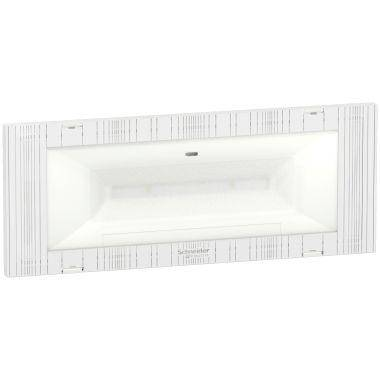 Schneider Exiway Easyled - Led - Ip40 - Standard - Non Permanente (Se) - 4h - 120lm -11weq