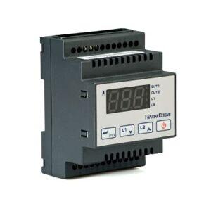 Fantini Cosmi Termostato On/off, P.I.D. A 2 Uscite Con Gestione Allarmi Di Temperatura, 230 V,