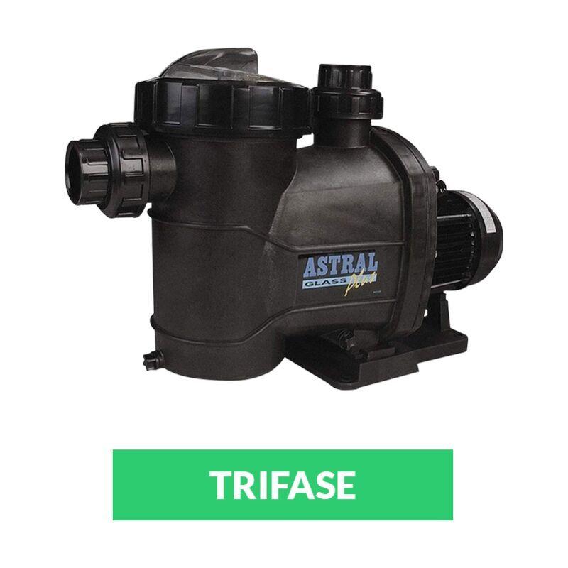 Astralpool - Pompa Piscina Glass Plus da 0.5 a 3 HP - da 8 a 31 mc/h